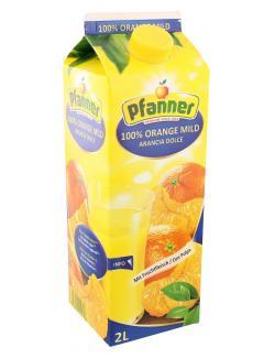 Pfanner Orange mild  (2 l) - 9006900014308
