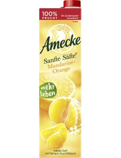 Amecke Sanfte Säfte Mandarine-Orange  (1 l) - 4005517004097