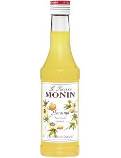 Monin Sirup Maracuja  (250 ml) - 4008077744021