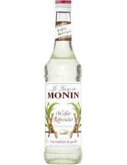 Monin Sirup weißer Rohrzucker  (700 ml) - 4008077741051