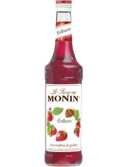 Monin Sirup Erdbeere  (700 ml) - 4008077741075
