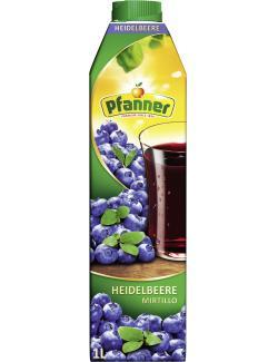 Pfanner Heidelbeere  (1 l) - 9006900207717