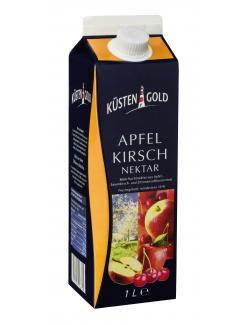 Küstengold Apfelkirsch Nektar  (1 l) - 4250426206715