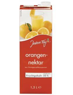 Jeden Tag Orangennektar  (1,50 l) - 4306188048398