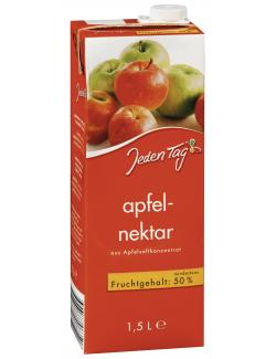 Jeden Tag Apfel-Fruchtsaftgetr�nk  (1,50 l) - 4306188048381