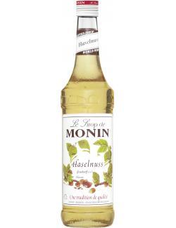 Monin Sirup Haselnuss  (700 ml) - 4008077741358