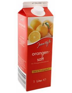Jeden Tag Orangensaft  (1 l) - 4306188048336
