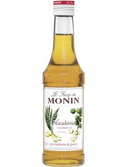 Monin Sirup Macademia  (250 ml) - 4008077744540