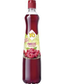 Yo Fruchtsirup Himbeere  (700 ml) - 9001400005016