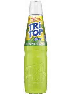 Tri Top Sirup Zitrone-Limette  (600 ml) - 4016471045507