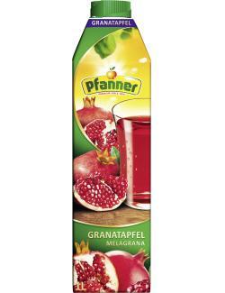 Pfanner Granatapfel Getr�nk  (1 l) - 9006900208929