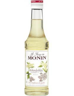Monin Sirup Holunderbl�te  (250 ml) - 4008077744625