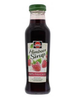 Schwartau Sirup Himbeer  (250 ml) - 4011800880118