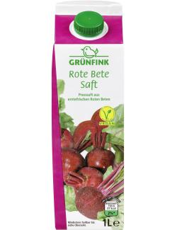 Gr�nfink Rote-Bete-Saft  (1 l) - 4105550194004