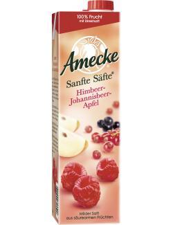 Amecke Sanfte S�fte Himbeer-Johannisbeer-Apfel  (1 l) - 4005517004110