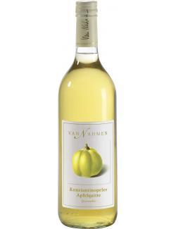 Van Nahmen Konstantinopeler Apfelquitte Nektar  (750 ml) - 4260039370512
