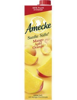 Amecke Sanfte Säfte Mango  (1 l) - 4005517004127