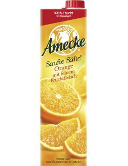 Amecke Sanfte S�fte Orange mit zartem Fruchtfleisch  (1 l) - 4005517004134