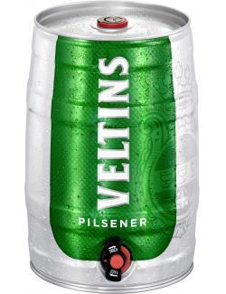 Veltins Pilsener Party-Fass  (5 l) - 4005249000596