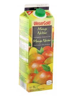 Wesergold Mango-Nektar  (1 l) - 4100060018987