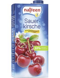 Natreen Sauerkirsche  (1 l) - 4018755660185