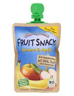 Capri-Sonne Fruit Snack Banane & Apfel  (100 g) - 4000177180419