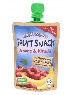 Capri Sonne Fruit Snack Banane & Kirsche  (100 g) - 4000177180518