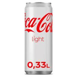 Coca Cola light  (330 ml) - 5000112546644