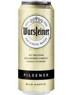 Warsteiner Premium Pilsener  (500 ml) - 4000856003688