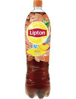 Lipton Ice Tea Peach  (1,50 l) - 4000400129345