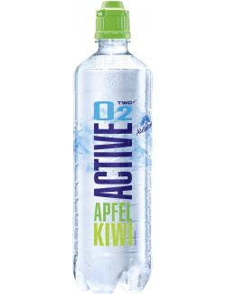 Active O2 Two Erfrischungsgetr�nk Apfel Kiwi  (750 ml) - 4005906274650