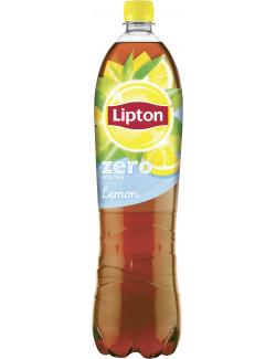 Lipton Ice Tea Zero Lemon  (1,50 l) - 4060800300348