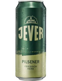 Jever Pilsener  (500 ml) - 4053400257501