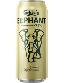 Carlsberg Elephant Starkbier  (500 ml) - 5740600510350