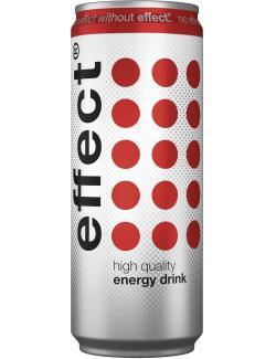 Effect High Quality Energy Drink  (330 ml) - 4025127020997