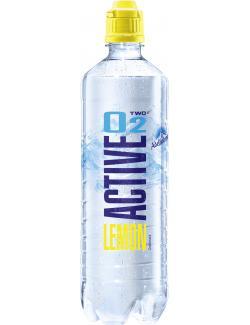Active O2 Two Erfrischungsgetr�nk Lemon  (750 ml) - 4005906005162