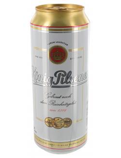 König Pilsener  (500 ml) - 4100770059874