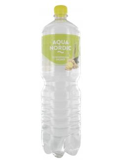 Aqua Nordic Erfrischungsgetr�nk Zitronengras Ingwer  (1,50 l) - 4027109908255