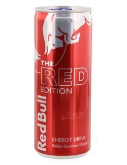 Red Bull Energy Drink Red Edition Cranberry  (250 ml) - 90376597