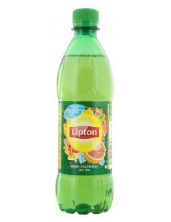 Lipton Ice Tea Green Grapefruit  (500 ml) - 4060800300898