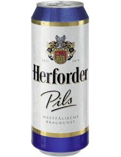 Herforder Pils  (500 ml) - 4000856084014