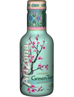 Arizona Original Green Tea with Honey  (500 ml) - 4260115725038