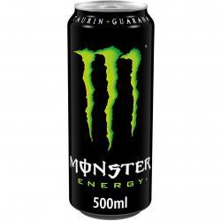 Monster Energy  (500 ml) - 4051415000013