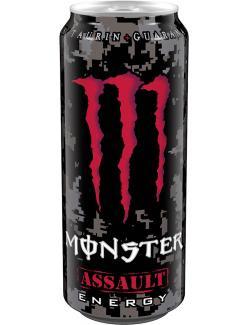 Monster Energy Assault  (500 ml) - 4051415000310