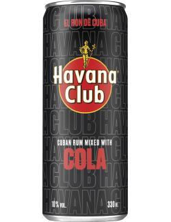 Havana Club & Cola  (330 ml) - 8501110082969