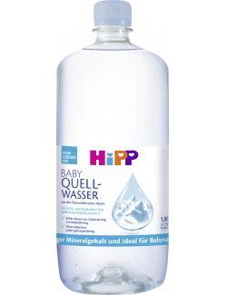 Hipp Baby Quellwasser  (1 l) - 4062300211490
