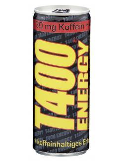 T400 Energy  (250 ml) - 4260110410137