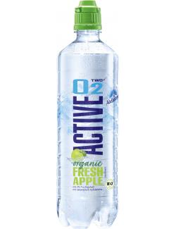 Active O2 Two Erfrischungsgetr�nk Apfel Lemon  (750 ml) - 4005906275282