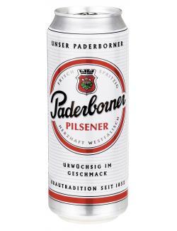 Paderborner Pilsener  (500 ml) - 4101120004704