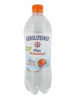 Gerolsteiner Plus Erfrischungsgetr�nk Blutorange  (750 ml) - 4001513005359